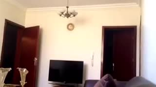 ghost caught on camera - Funny - Video