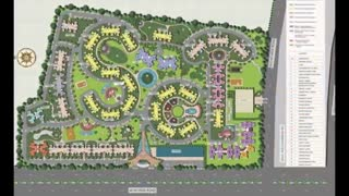 Supertech eco village 2 Floor Plans