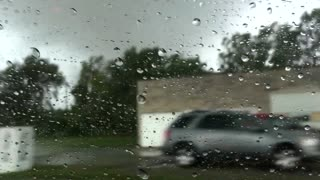 Tornado Touch Down in Kokomo, Indiana - Video