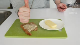Life hack: How to soften butter - Video
