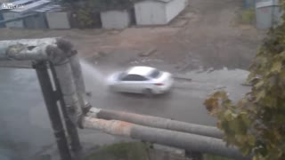 Free car wash - Video