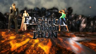 Fashion And Iron | free after effect template