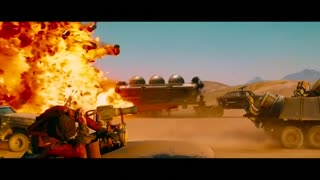 'Mad Max' stunts made director anxious - Video