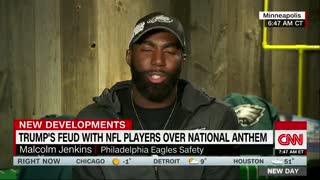 These Eagles Players Have Already Said They Will Boycott a Trump White House Visit - Video