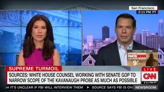 Rep. Swalwell delcares House will investigate Kavanaugh if he becomes SCOTUS Justice