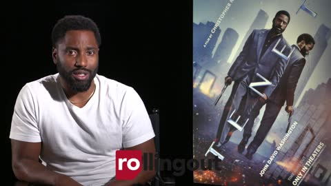 John David Washington stars in 'Tenet'