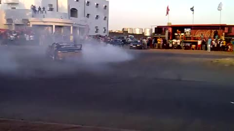 Spectacular Drift Show
