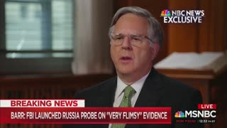 AG Barr Blasts James Comey Over His Refusal To Reinstate Security Clearance