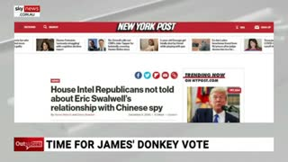 Chinese spy found attempting to influence and suborn Democrats