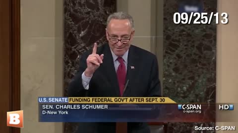Dems Want To Cancel Dr. Suess But Remember When Schumer Used Green Eggs & Ham On Senate Floor?
