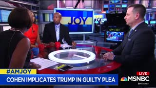 MSNBC panelist falsely claims that 'Steele dossier keeps getting corroborated'