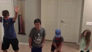 When Little Sister Wants To Dance - Video