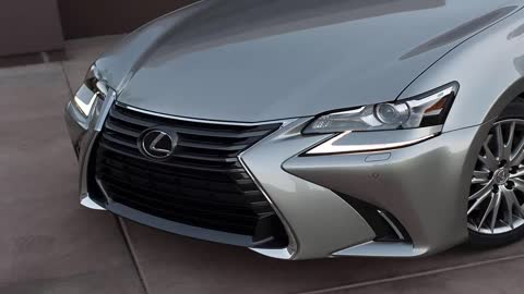 Lexus GS 200t - 2016 Lexus GS 200t First Drive Review #Auto_HDFr