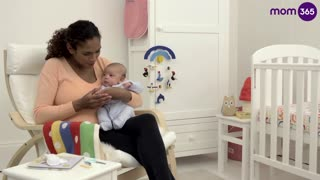 How to trim your baby's nails - Video