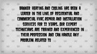 Heating Services Santa Rosa - Video