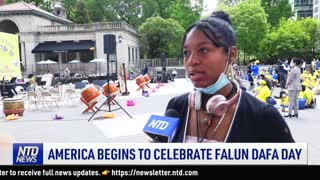 6 States Turn Down Fed. Unemployment Benefits; America Begins to Celebrate Falun Dafa Day | NTD News