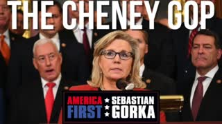 This is the Cheney GOP. Sebastian Gorka on AMERICA First