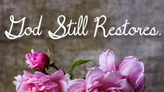 God Still Heals - Video