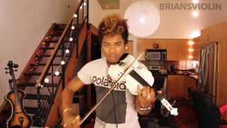 Incredible Michael Jackson violin tribute - Video