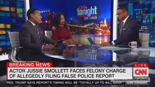 Lemon Tries To Make Smollett The Victim