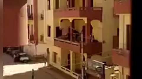 Building collapses in India