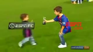 Thiago and Mateo - Video