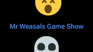 Mr Weasels game show