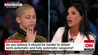 Dana Loesch takes on Florida anti-gun students from Stoneman Douglas High School - Video