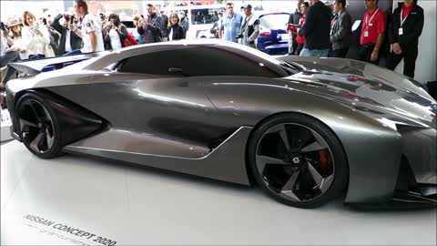 Nissan turns 'Gran Turismo 6' concept car into real vehicle