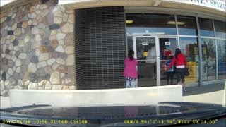 Escaped Shoplifter - Video