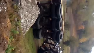Too Much Weight In The Trailer - Video