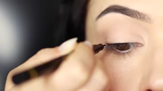 How To Apply Eyeliner The Right Way