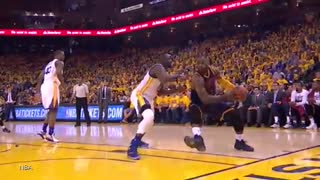 "New ""Draymond Green"" Rule: NBA Cracking Down On Nut Shots - Video"