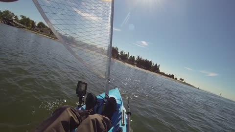 Hobie Revolution 11 kayak