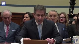 Michael Cohen claims Trump misused charity funds