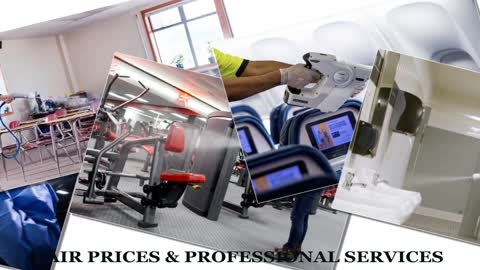 Lucas Electrostatic Disinfect Cleaning Service