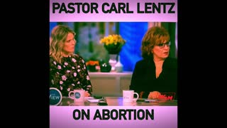 Hillsong NYC Pastor Carl Lentz's response when asked about abortion