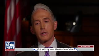 Trey Gowdy Heavily Suggests Longtime Clinton Ally Sidney Blumenthal is a Source for Steele Dossier - Video