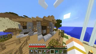 MINECRAFT PORTUGAL | SteelCraft Vanila | T4E02 | UPDATES E IDEIAS - Video