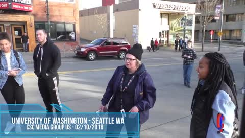 Proud Boys Explain What Proud Boys Are To Racist Howler After Getting Tires Slashed At UDub