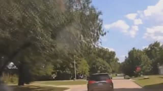 Police Chases Don't End Well For Suspects...