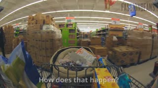 Making A Grocery List Before We Go Shopping Reduces Food Waste  - Video
