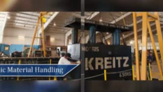 Advanced Industrial Solutions Crane Service Maintenance - Video