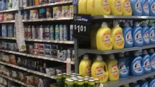 Earthquake in Hawaii Superstore - Video