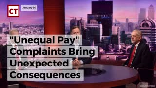 """Unequal Pay"" Complaints Bring Unexpected Consequences - Video"