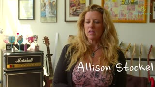 This Dedicated Rock Star Donates Her Salary To The Arts! - Video