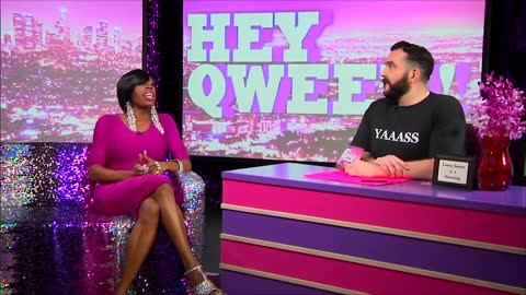 Hey Qween! BONUS: Jasmine Masters' Teenage Start In Drag