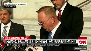 Allred Won't Release Roy Moore Accuser's Yearbook For Independent Analysis - Video