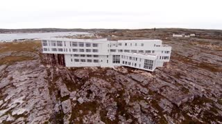 Fogo Island in Canada contains breathtaking hidden beauty