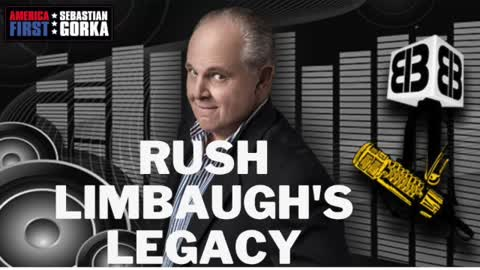 Rebuilding the Right Series: Rush Limbaugh's Real Legacy.